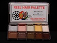 REEL MARVIN WESTMORE HAIR & BROW F/X PALETTE - Only