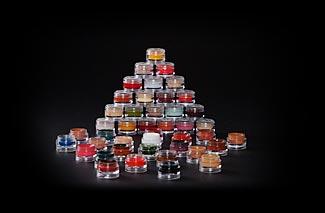 Set of all 45 Reel Color Pots