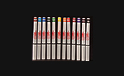 REEL BODY ART PENS - Individual