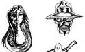 REEL TRANSFER SHEET - Prison Gang VI - Latino