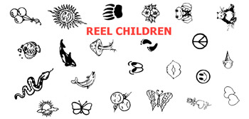REEL TRANSFER SHEET - Childrens