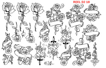 REEL TRANSFER SHEET - D.J. 18