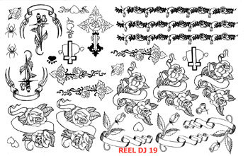 REEL TRANSFER SHEET - D.J. 19