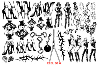 REEL TRANSFER SHEET - D.J. 6